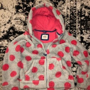 Mini boden Sherpa pullover
